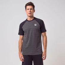 Camiseta-Fila-Grey-Black-Masculino