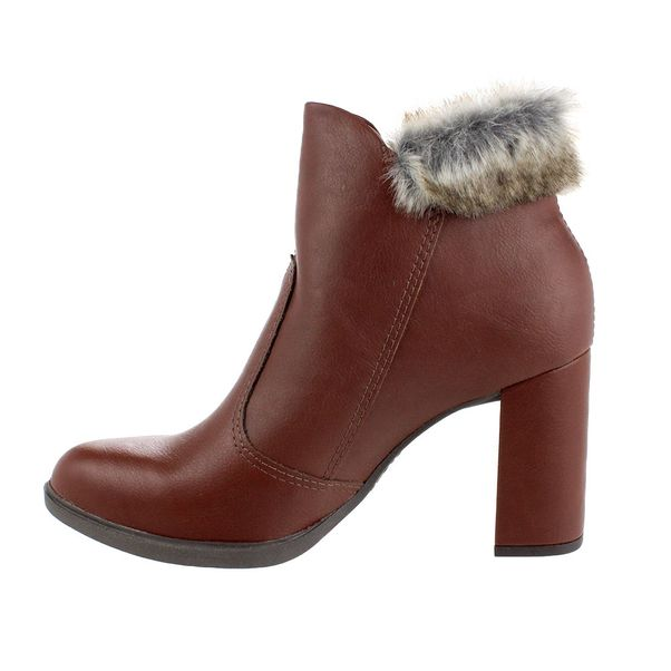 Ankle-Boot-Mississipi-Mouse-Marrom