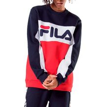 Moletom-Fila-Letter-Colors-Navy-White-Masculino
