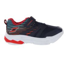 Tenis-Infantil-States-Light-Facility-Navy-Red