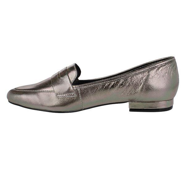 Mocassim-Oscar-Pure-Leather-Prata-Feminino