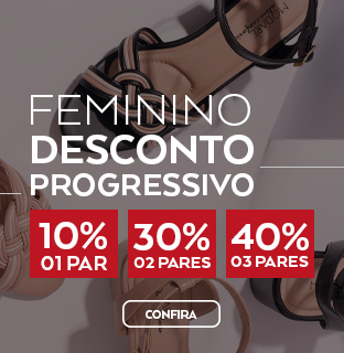 Desconto Progressivo Feminino