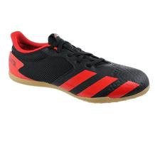 Tenis-Futsal-Adidas-Predator-20.4-Black-Red-Masculino