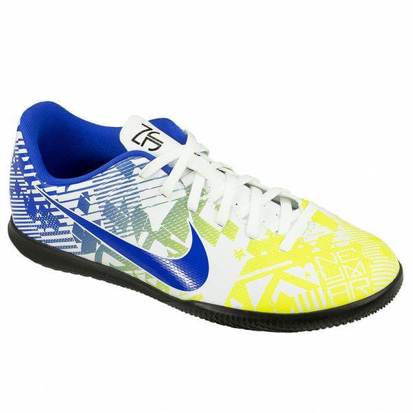 Tenis-Futsal-Infantil-Nike-Jr.-Mercurial-Vapor-13-Branco-Azul